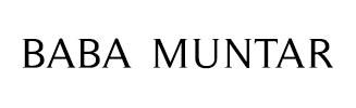 Baba Muntar
